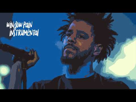 J. Cole - Window Pain (Full Instrumental)