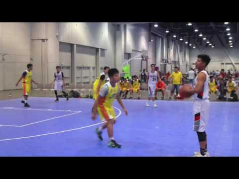 BCR9 vs Jetz Dominators - 9th Grade Boys - 2016 Jam On It Las Vegas