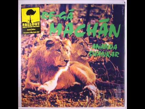 Ananda Shankar – Jungle Symphony ( 1981, Raga Rock, India )