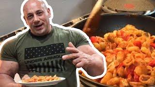 BBQ makaron z kurczakiem | Gotuj z Koksem
