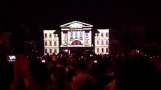 3D лазерное шоу в Омске