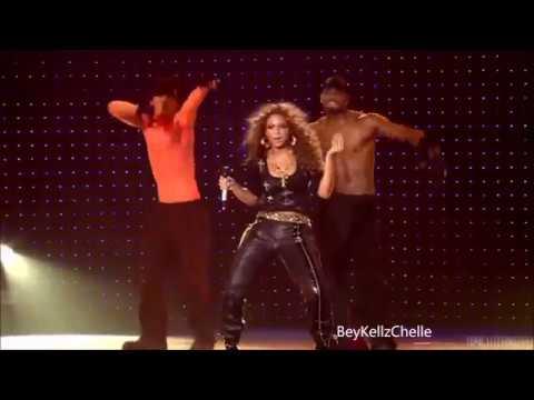 Destiny's Child - Soldier LIVE Compilation - YouTube