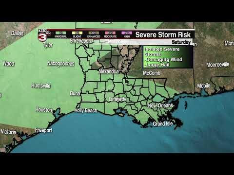 Daniel's weather forecast part 1 04-17-20 5pm