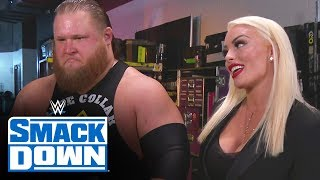 Otis despairs over Mandy Rose's exchange with Dolph Ziggler: SmackDown, Jan. 3, 2020