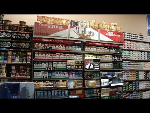 Group proposes stricter tobacco rules