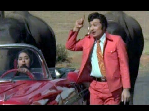 Agattumda Thambi - Nalla Neram Tamil Song - MGR, K.R. Vijaya