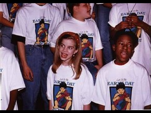 Let It Be Earth Day Every Day Video   - Anna Chlumsky