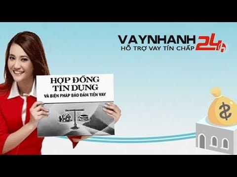 VAY TIỀN THEO HỢP ĐỒNG TÍN CHẤP CŨ | Vaynhanh24h