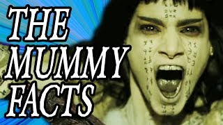 Top 10 THE MUMMY Movie Facts You Didn't Know!