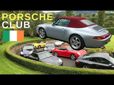 Porsche Club Ireland Road Run & Private Car Collection Visit - Stavros969