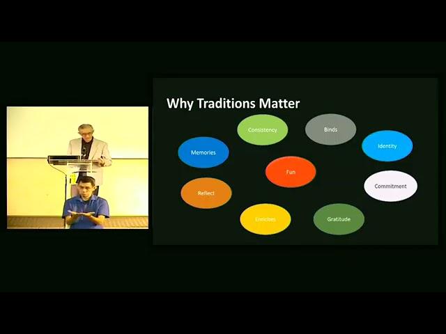 Celebrating Traditions, Crafting Legacy - Winston Chong