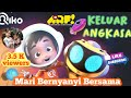 Riko The Series - Bernyanyi Lagu Anak Terbaru: KELUAR ANGKASA - Season 02 - Episode 03
