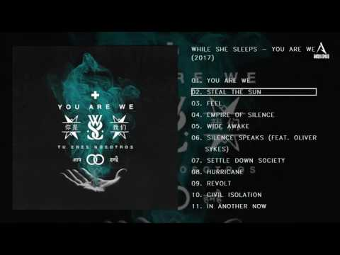 While She Sleeps - You Are We Full Album 2017 (Deluxe Edition)