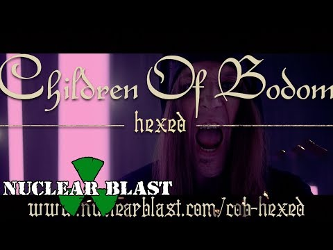 """CHILDREN OF BODOM - """"Hexed"""" is Out Now! (OFFICIAL TRAILER)"""