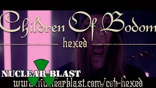 "CHILDREN OF BODOM - ""Hexed"" is Out Now! (OFFICIAL TRAILER)"
