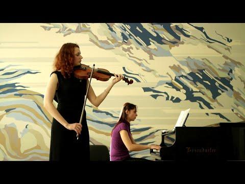 Українська поема - Є. Станкович (Скрипка і фортепіано)