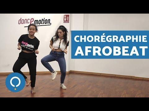 Chorégraphie collective de danse urbaine - AFROBEATS AFROHOU