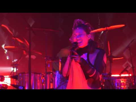 LITTLE DRAGON - CELEBRATE - LIVE @ OBSERVATORY OC - 4.18.2017