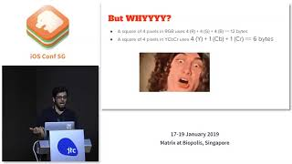 Lightning: How fast can you rotate an image? - iOS Conf SG 2019