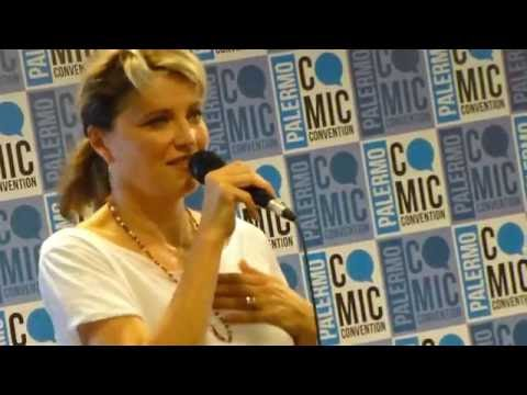 Lucy Lawless - Palermo Comic Convention 2016 (day 3)