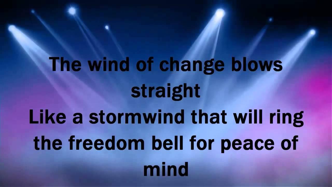 Scorpions wind of change скачать 320