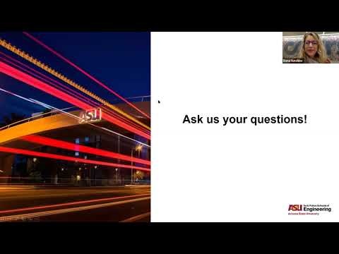 ASU Master of Computer Science Live Admissions Q&A
