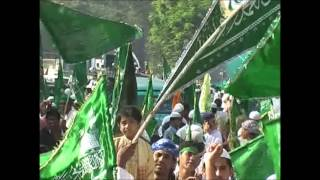MILAD UN NABI 2010 AT QUADRI CHAMAN HYDERABAD INDIA