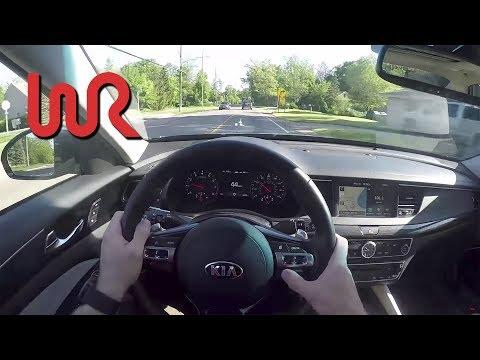 2017 Kia Cadenza - POV Test Drive & Review