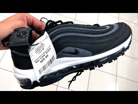 I SCORED MULTIPLE AIR MAX 97 AT BURLINGTON FOR $59!