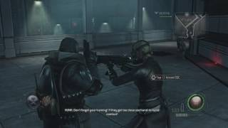 Resident Evil Operation Raccoon City Full Game Play PlayStation 3