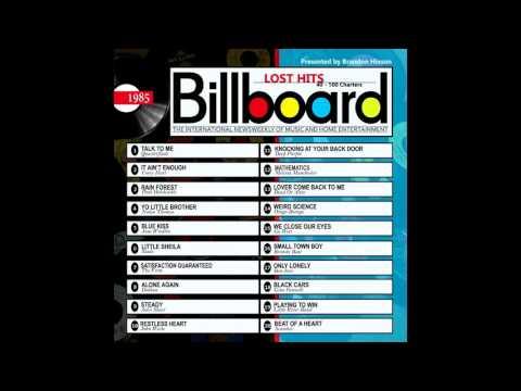 Billboard Lost Hits  1985