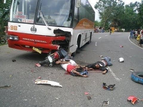 Przerażające krew w żyłach wypadki samochodowe 2016 ZIMA !