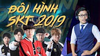 SKT T1 - ỨNG CỬ VIÊN SỐ 1 CHO MỌI DANH HIỆU 2019 | BLV Khánh Hiệp