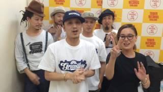 7/18(月祝)夏びらきMUSIC FESTIVAL'16所沢にご出演いただくPUSHIM×韻...