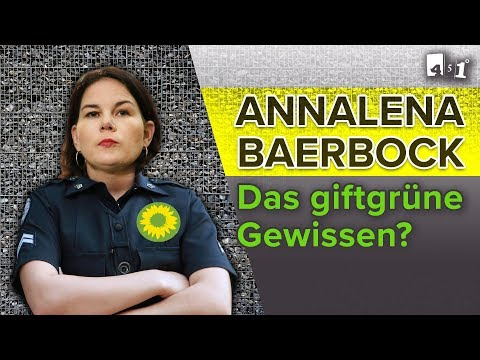 Annalena Baerbock – Machtzentrum der GRÜNEN? | 451 Grad