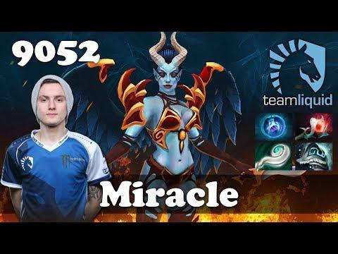 Miracle KING of Pain | 9052 MMR Dota 2