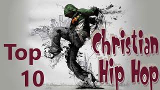 Top 10 - Melhores Rappers Cristãos ( Hip Hop Gospel ) Internacionais - 2016