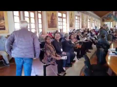 Entrega de reconocimientos a egresados de Chapingo