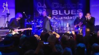 Livin' Blues in de Dutch Blues Hall of Fame