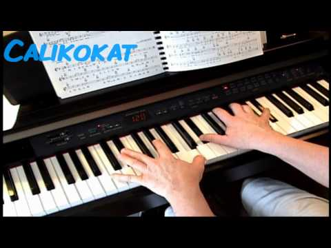 Blueberry Hill - Piano