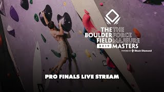 The Force Majeure - September 21st, 2019 - The Boulder Field Masters powered by Black Diamond