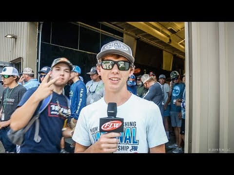 2019 High School Campers Share Their Fishing Dreams