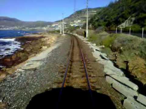 Train - Fish Hoek to Simon's Town
