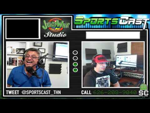SPORTSCAST: EP 341 (PART 2) - NFL DRAFT, QB'S LEAVING COLLEGE EARLY, NFL HEADLINES