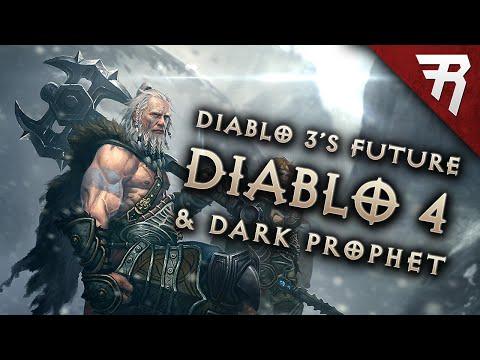 "UPDATE: Diablo 4 job postings, Diablo 3's future, ""Dark Prophet"" Expansion Hoax"