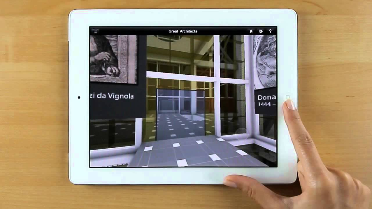 archicad building explorer bimx for ios and android tablets