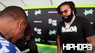 Gambar cover Money Man and Peewee Longway Talk 'Long Money' (2019 BET Hip-Hop Awards)