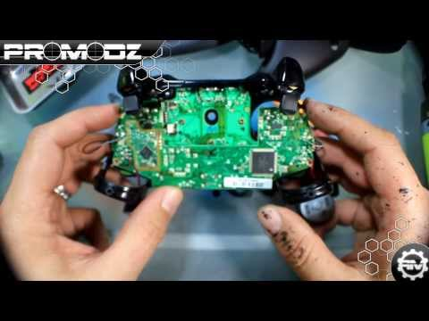 uMOD BRO?! How to disassemble an Xbox One controller by ProModz.com
