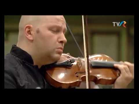 Boris Brovtsyn plays Prokofiev Violin Concerto No 2 in g minor