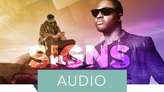 HUGEL & Taio Cruz - Signs (Official Audio)